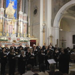 Il M° Nicola Capano dirige il Coro Polifonico Flegreo