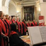 """Il M° Vicente Pepe dirige il Coro """"Armonia"""""""