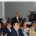 Il M° Filippo Veniero con il Coro Jubilate Deo (2 ottobre 2005).