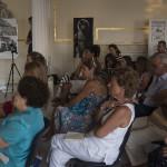 Il pubblico di Villa Lysis