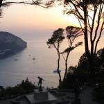 Panorama da Villa Lysis